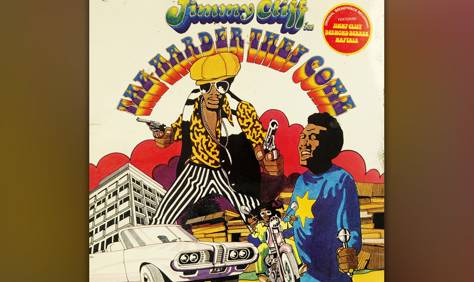 The Harder They Come, Musik: Jimmy Cliff, Desmond Dekker