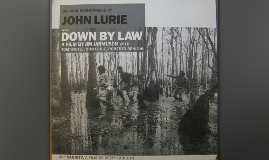 Down By Law, Musik:John Lurie, Tom Waits