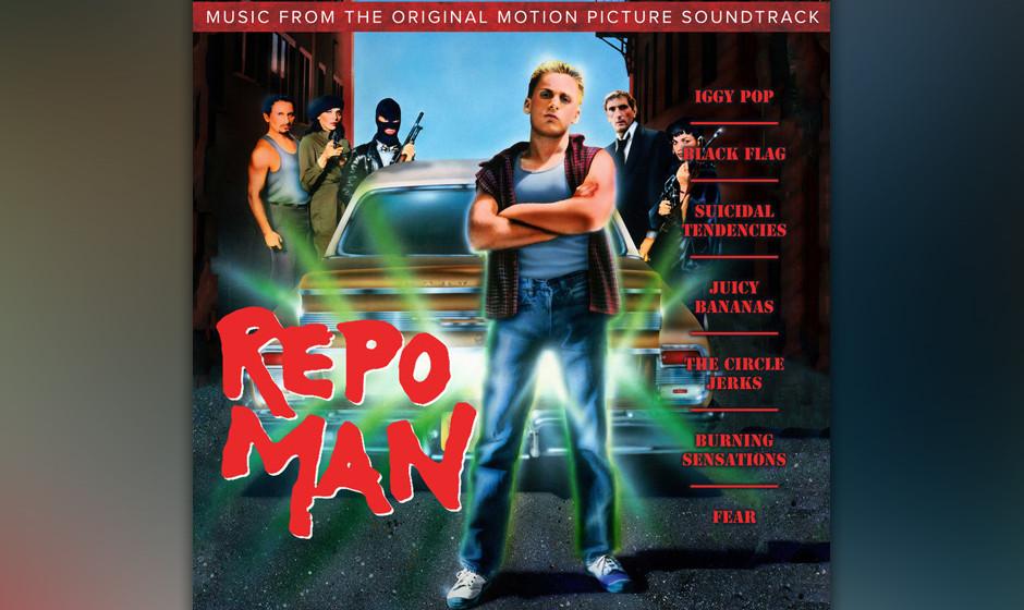 Repo Man, Musik: Iggy Pop, The Plugz