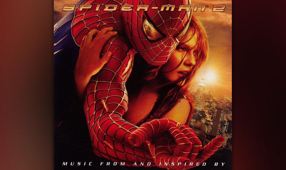 Spiderman 2, Musik: Danny Elfman