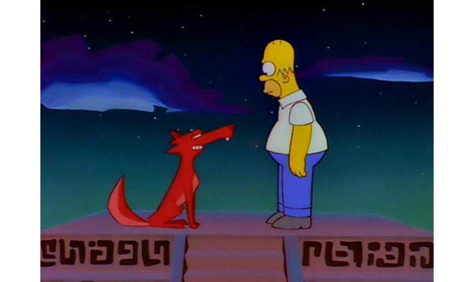 Johnny Cash (als Kojote)