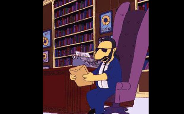 Ringo Starr bei den Simpsons