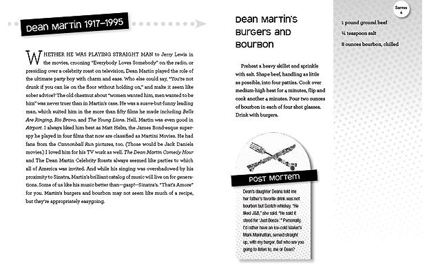 Frank DeCaro's The Dead Celebrity Cookbook - Home | Facebook