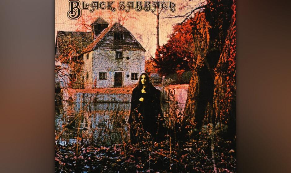 1970: Black Sabbath – Black Sabbath. Heavy Metal kam an einem Freitag, dem 13. in die Welt. Black Sabbath klang nicht mehr