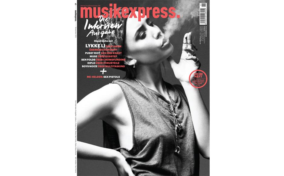 Musikexpress – die Interview-Ausgabe