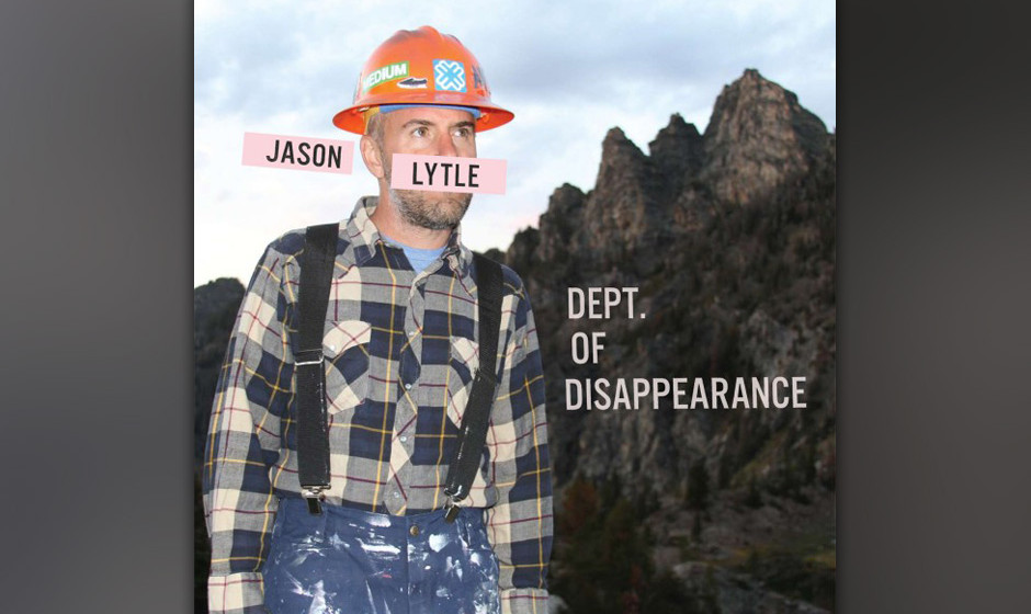 Jason Lytle 'Dept. Of Disappearance'