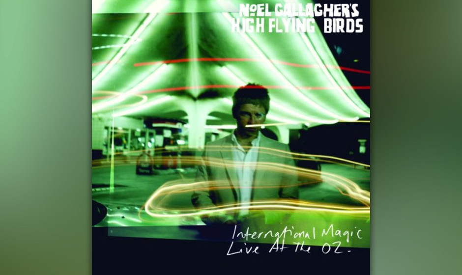 Gallagher's High Flying Birds, 'Noel International Magic - Live At The O2'