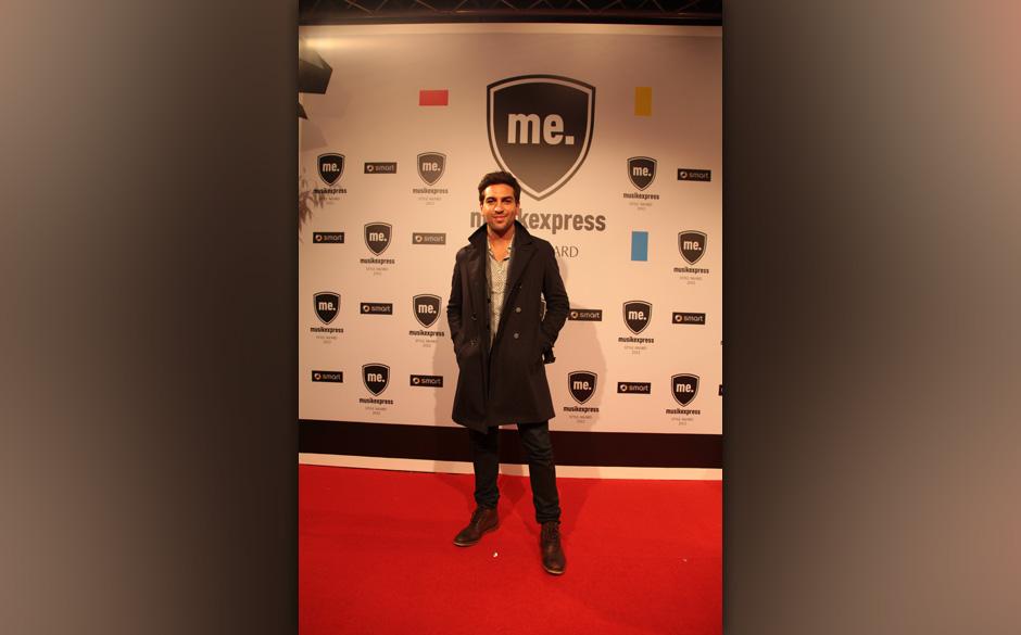 Unser 'Gentleman Of The Year': Elyas M'Barek