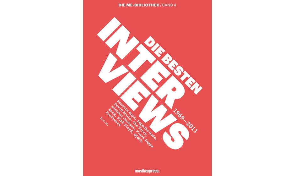 Die ME-Bibliothek/Band 4 – Die besten Interviews seit 1969. Erhältlich mit der Musikexpress-Ausgabe 11/2012