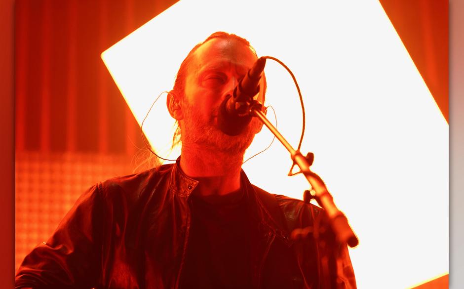 Radiohead in Köln