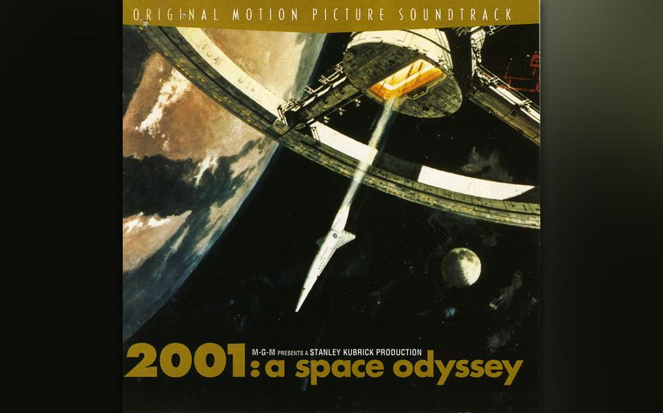 25. Various Artists: 2001 – Odyssee im Weltraum