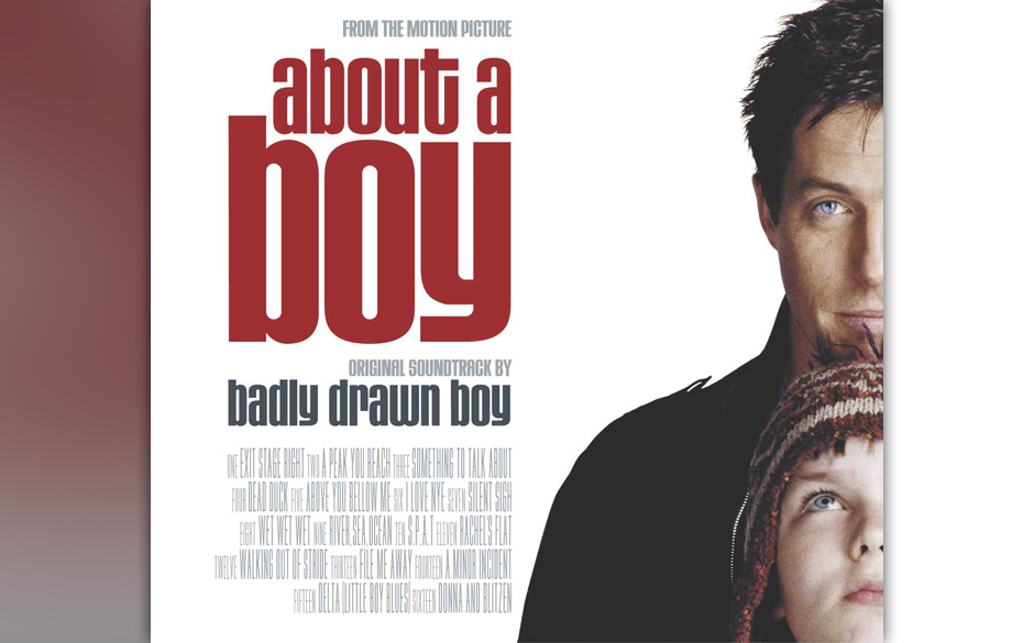 35. Various Artists: About A Boy