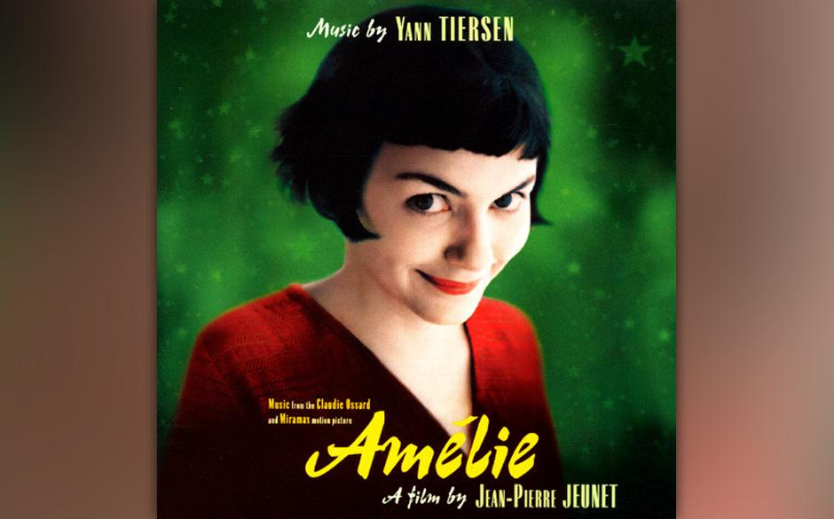 3. Yann Tiersen: Die fabelhafte Welt der Amelie