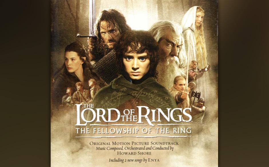 21. Howard Shore: Der Herr der Ringe – Die Gefährten