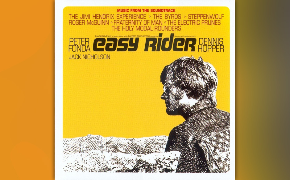 44. Various Artists: Easy Rider
