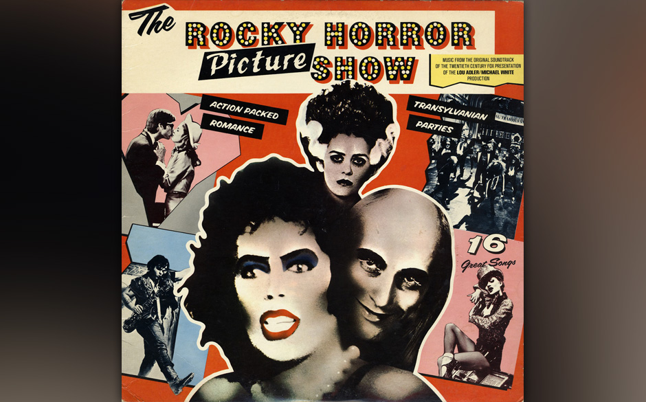 18. Richard O' Brien: The Rocky Horror Picture Show