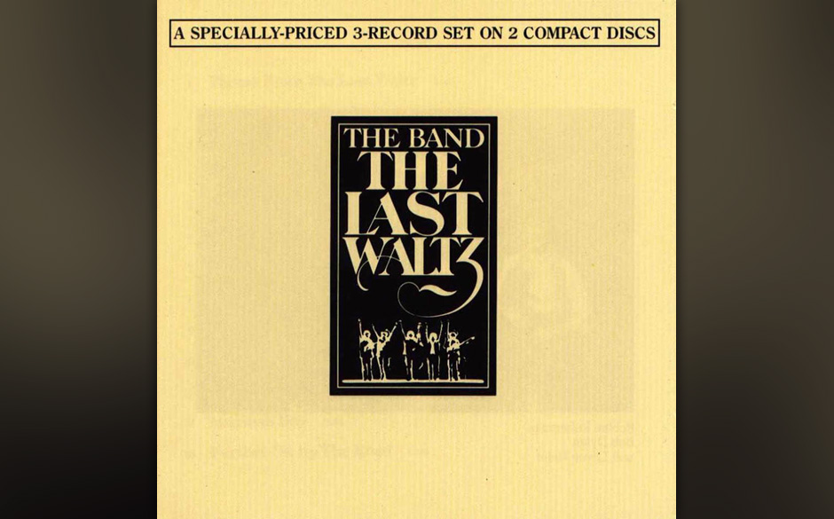 42. The Band: The Band – The Last Waltz