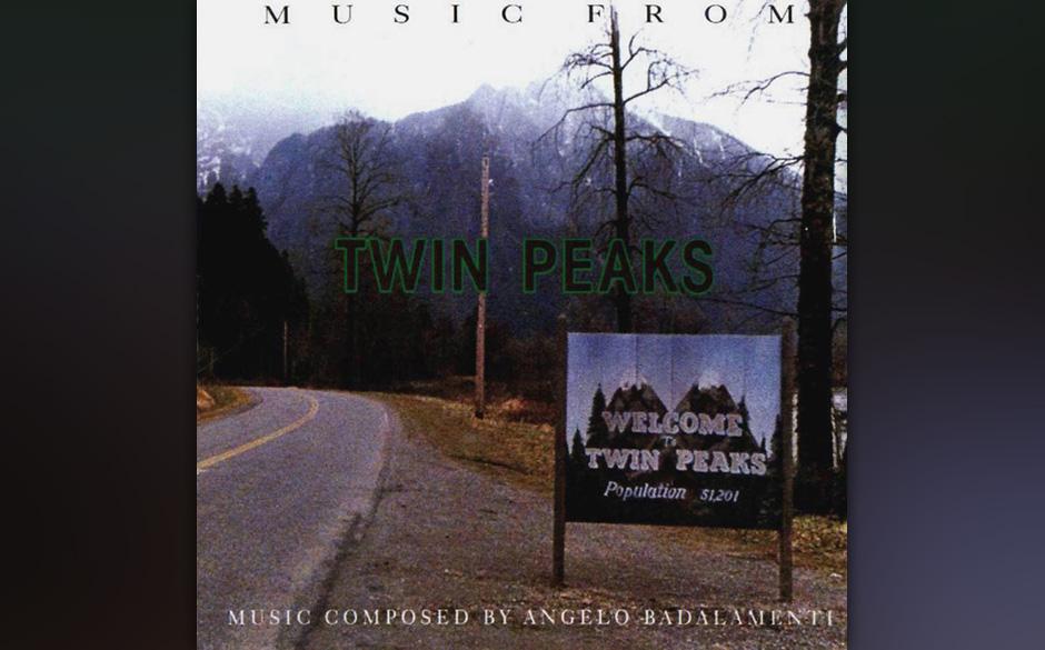 38. Angelo Badalamenti: Twin Peaks –Der Film