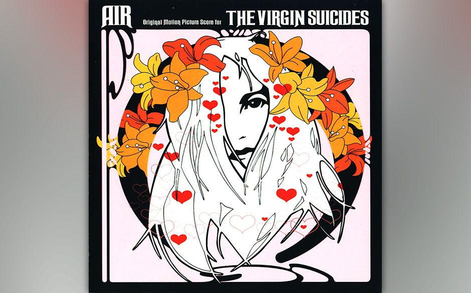 26. AIR: The Virgin Suicides