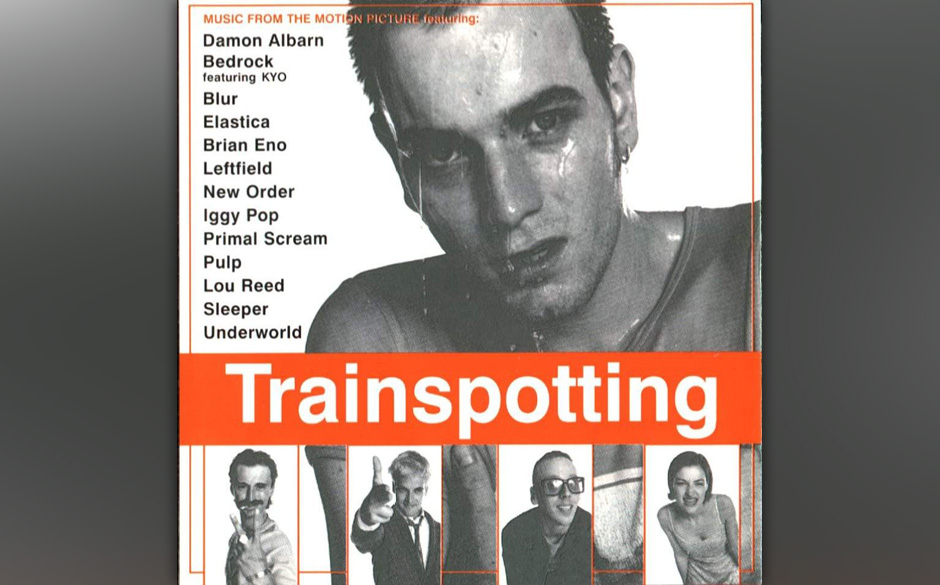 2. Various Artists: Trainspotting