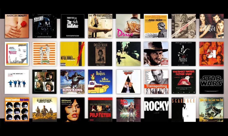 Die 50 besten Soundtracks aller Zeiten