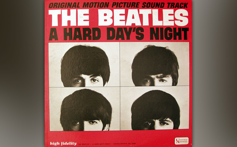 24. The Beatles: A Hard Day's Night