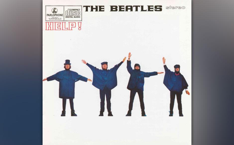 50. The Beatles: Hi-Hi-Hilfe (Help!)