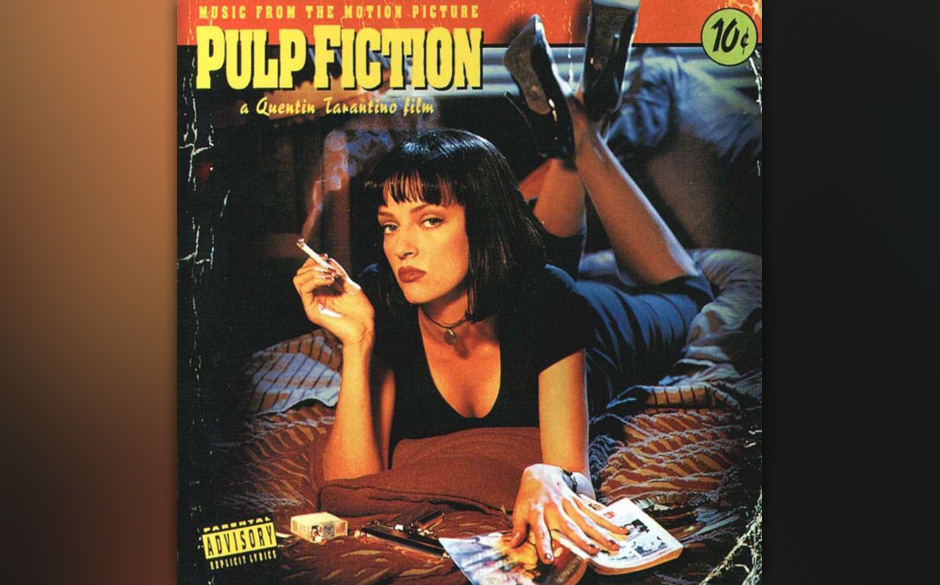 1. Various Artists: Pulp Fiction