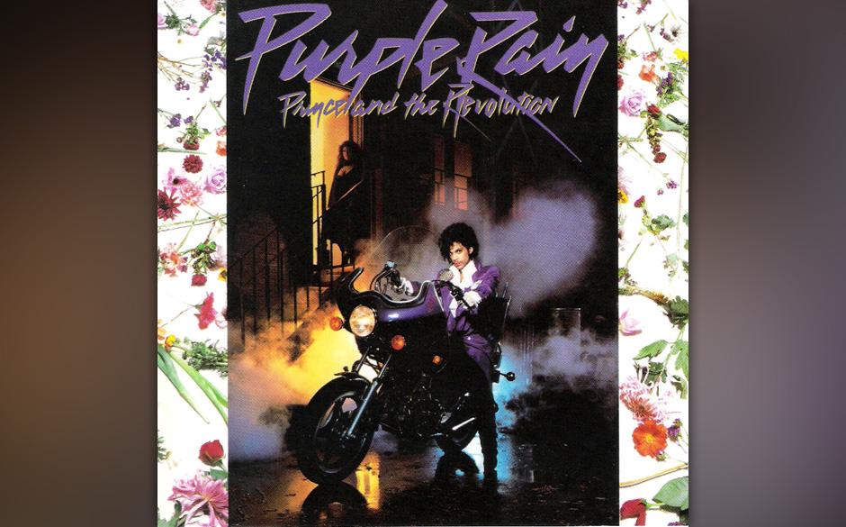 10. Prince and the Revolution: Purple Rain
