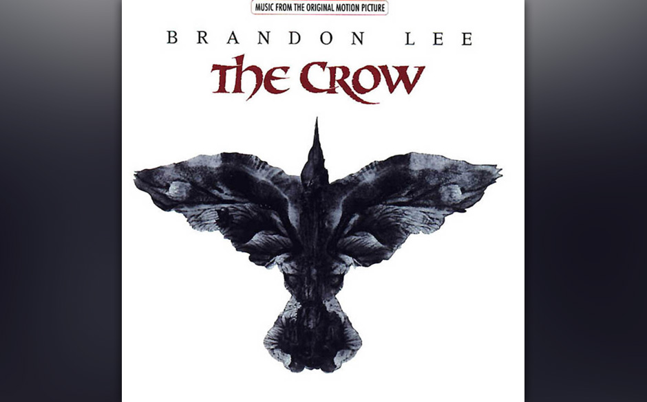 34. Various Artists: The Crow