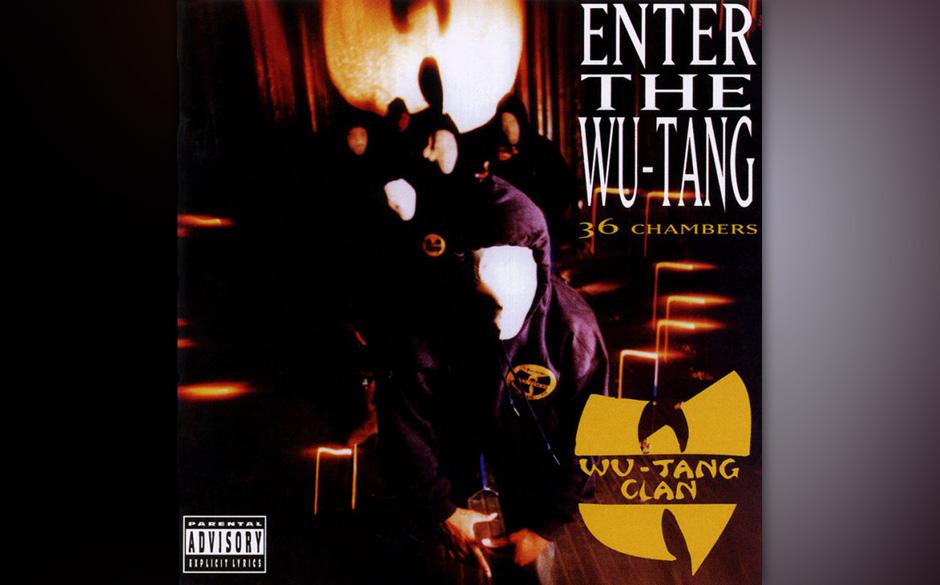 Wu-Tang Clan – 'Enter The Wu-Tang (36 Chambers)' (1993). Die minimalistischen und knochentrockenen Beats von RZA, die bedeu