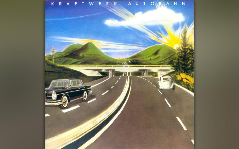 Kraftwerk – 'Autobahn' (1974). Wenn von einem Album nur ein Stück bleibt und von diesem Stück bloß noch ein Sechstel, da