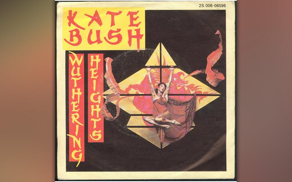 """Kate Bush – """"Wuthering Heights"""" (1978). Noch heute lässt sich einigermaßen ermessen, wie wichtig Kate Bush für Fraue"""