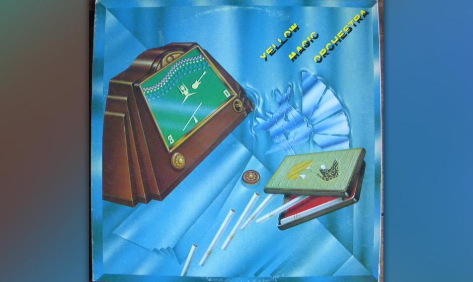 Yellow Magic Orchestra – 'Yellow Magic Orchestra' (1978). Ryuichi Sakamoto ist einer dieser großen Renaissance-Männer, wi