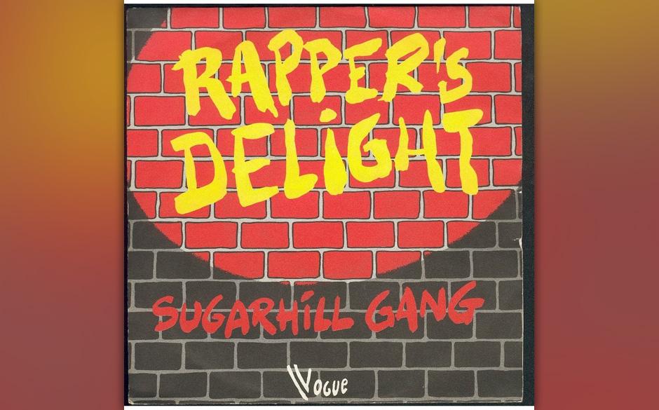 """Sugarhill Gang –'Rapper's Delight"""" (1979). Wer hat's erfunden? Kool DJ Herc? Gil Scott-Heron? Die Last Poets? Die Jam"""