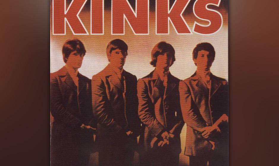 """The Kinks – """"You Really Got Me"""" (1964). Songwriter Ray Davies und sein Bruder Dave an der Gitarre erfanden mit diesen c"""