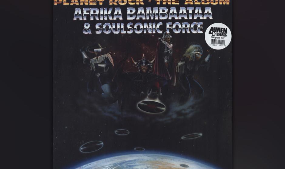 """Afrika Bambaataa & The Soulsonic Force – """"Planet Rock"""" (1982). Kraftwerk, Yellow Magic Orchestra, der legendäre """"Mex"""