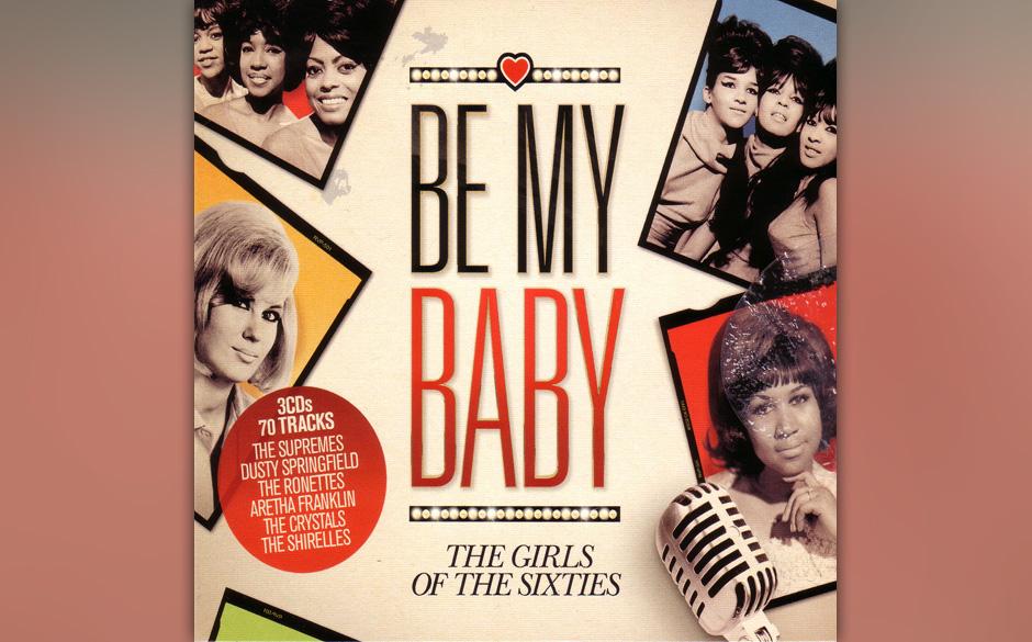 """The Ronettes – """"Be My Baby"""" (1963). Kleine Randnotiz: Cher singt die Backing Vocals. Wichtiger: Der Bamm-Bam-Bam-Bam-Dr"""