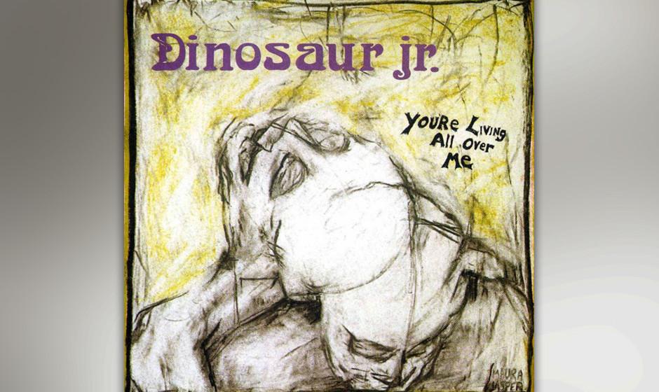 Schon beim zweiten Album drohten Dinosaur Jr. auseinanderzubrechen: Im Studio spielte Frontmann J Mascis den Diktator und lie