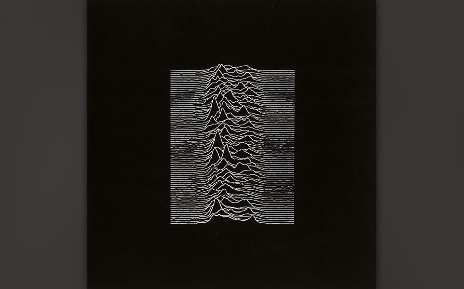 Joy Division – 'Unknown Pleasures' (1979). Der Einfluss von Unknown Pleasures reicht so weit, dass selbst heute noch zwei E