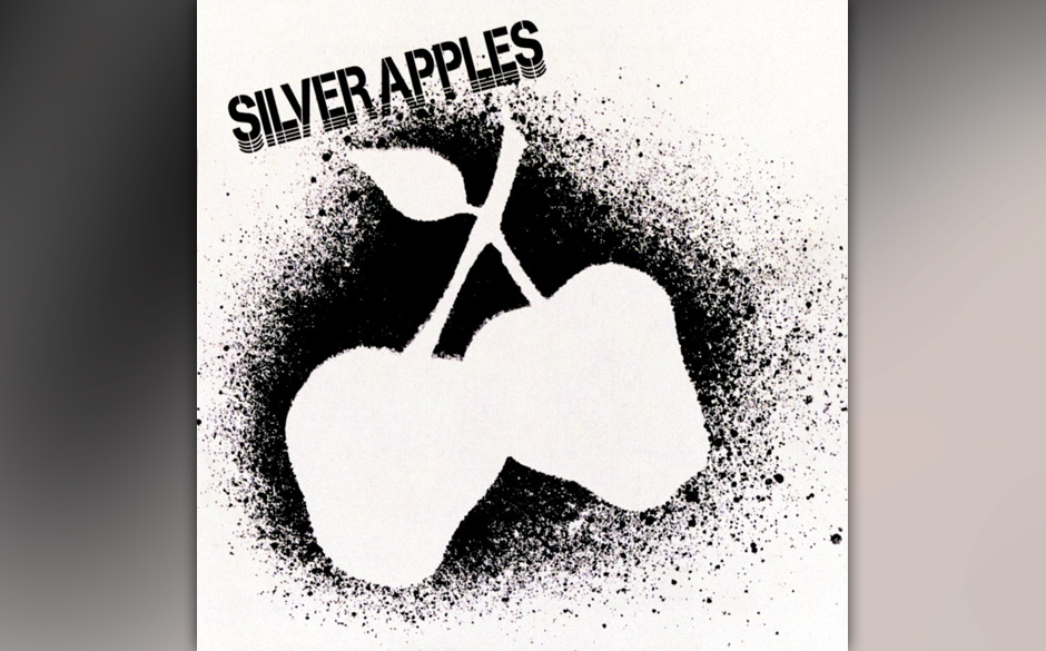 "Silver Apples – 'Silver Apples' (1968). ""Seagreen Serenades"" nimmt den Maschinengroove des Can-Klassikers ""Mother Sky"