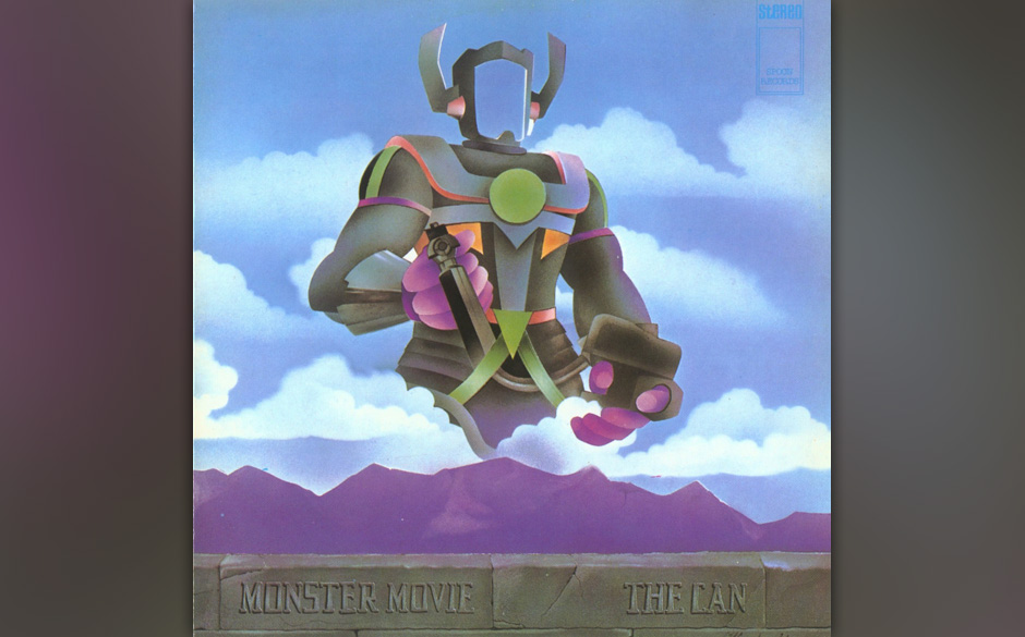 Can – 'Monster Movie' (1969). Holger Czukay und Irmin Schmidt hatten ihre Lektion musikalische Freiheit unter Karlheinz Sto