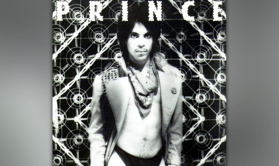 Prince – 'Dirty Mind' (1980). Kein schwarzer Musiker kam 1980 ungestraft damit davon, auch der bestrapste Prince nicht, der