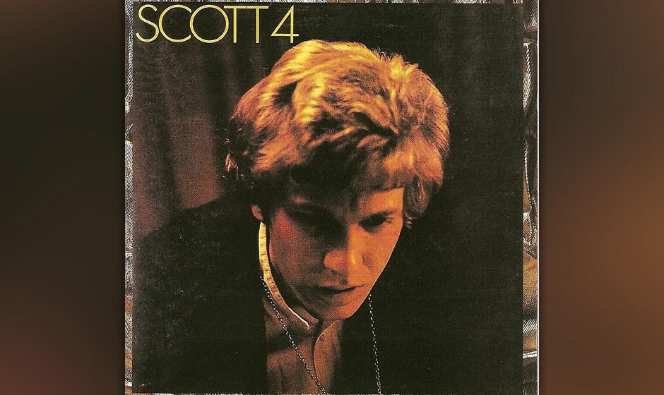 Scott Walker – 'Scott 4' (1969). Das vierte Album nach der Abnabelung Scotts von der Teenie-Band The Walker Brothers wollte