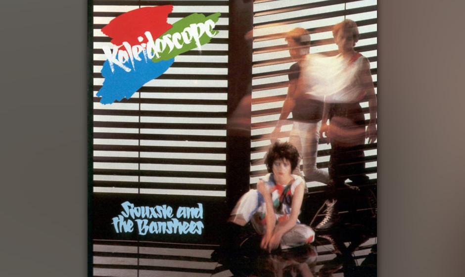 Siouxsie And The Banshees – 'Kaleidoscope' (1980). Wie aus der Energie des Punk ohne Verluste strahlende Songs gewonnen wer