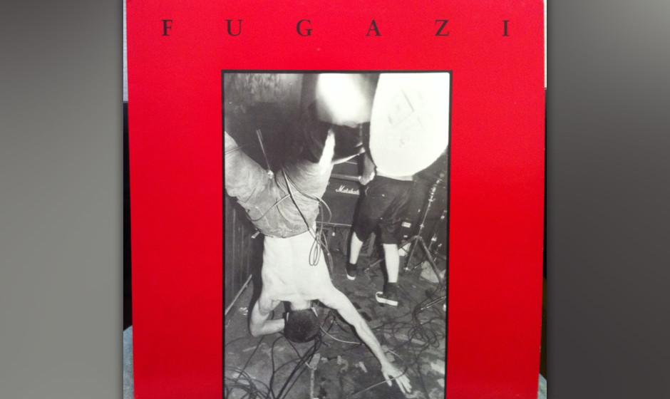 Fugazi – 'Fugazi (EP)' (1988). Natürlich gab es vorher andere Bands, die Punkrock und Hardcore verdichteten. Etwa Embrace,