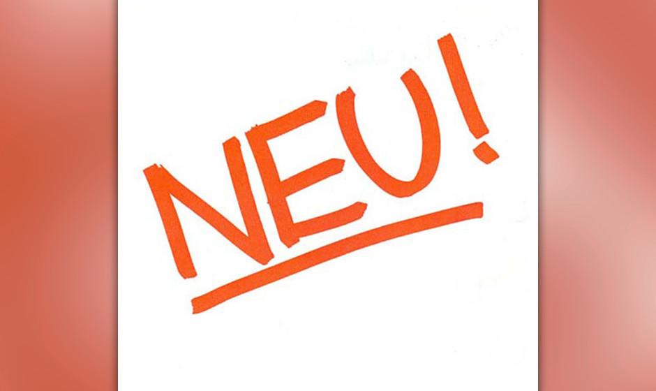 Neu! – 'Neu!' (1972) Nur vier Jahre existierte diese Gruppe der beiden kurzzeitigen Kraftwerk-Mitglieder Michael Rother und