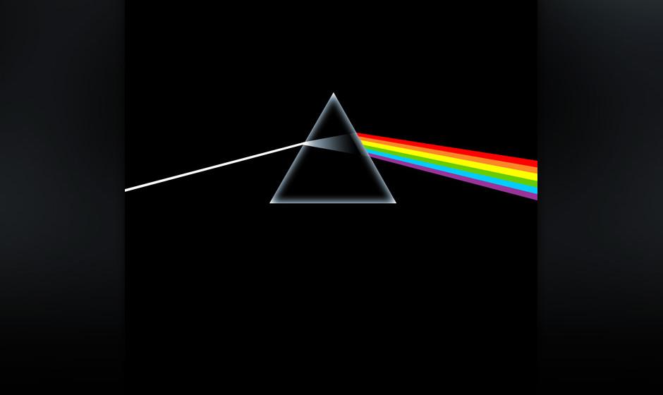 "Pink Floyd – 'The Dark Side of the Moon' (1973). Der oft als ""kommerziell"" verschmähte Bestseller war revolutionär: �"