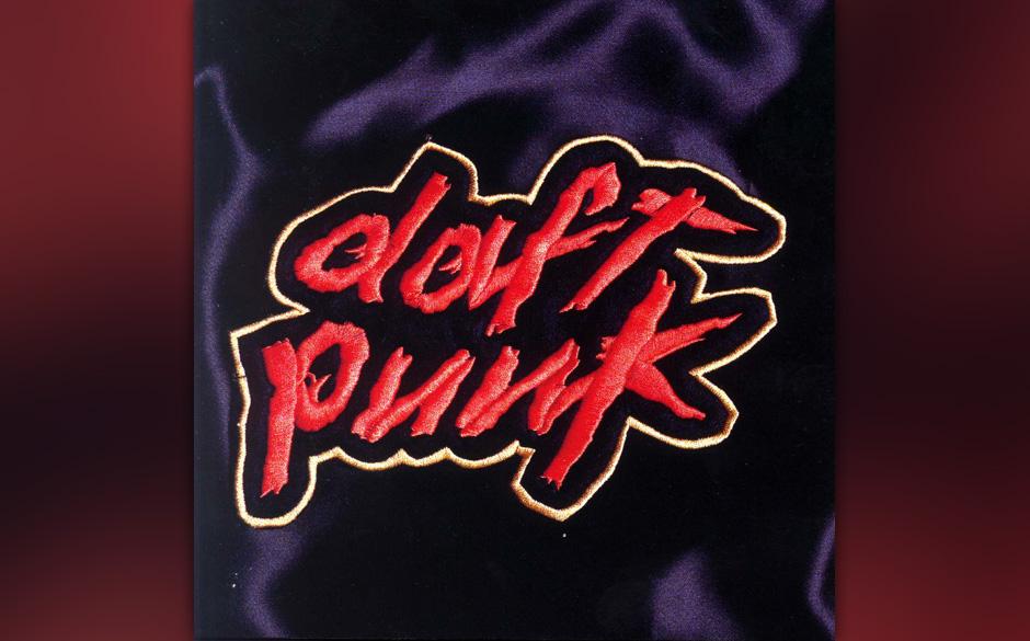 Daft Punk – 'Homework' (1997). Jetzt will es natürlich keiner mehr zugeben, aber 2007 hat sich doch fast jeder für ein pa