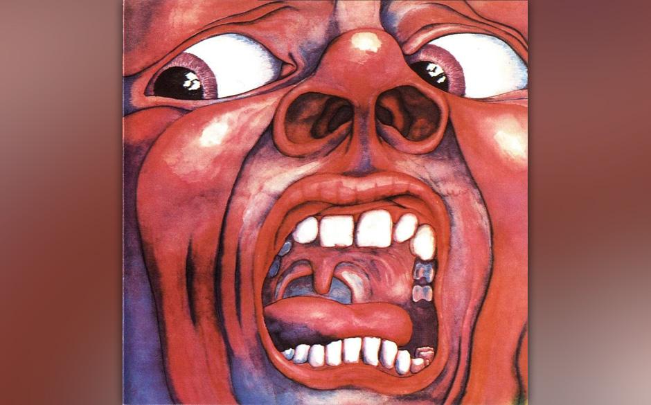 King Crimson – 'In The Court Of The Crimson King' (1969). Es gehört zu den vielen Problemen des Progressive Rock, dass er